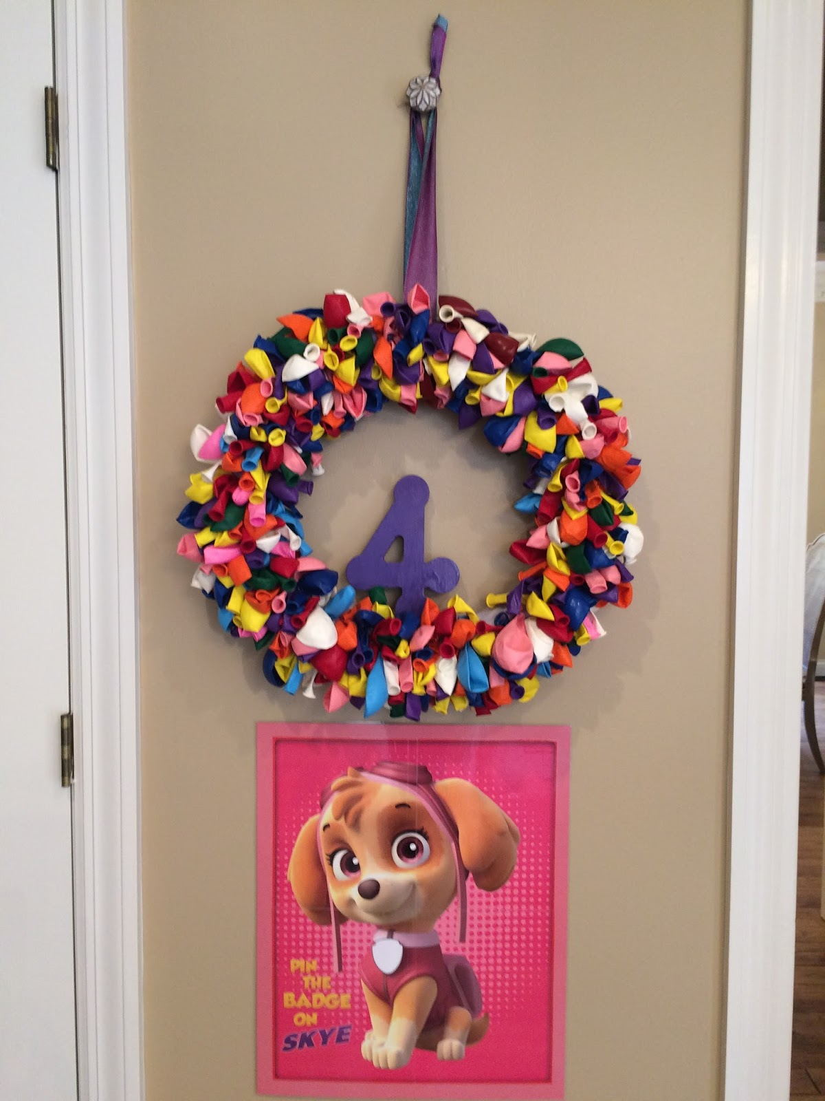Keeping up with the Kiddos: Clara's Paw Patrol Birthday Party