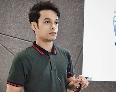 Biodata Hazman Al-Idrus Pelakon Drama Tak Ada Cinta Sepertimu