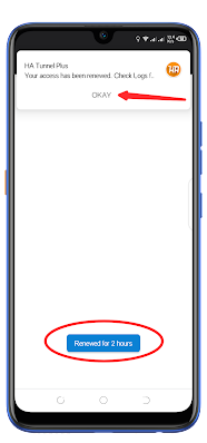 How to Get Free Connection Time on HA Tunnel Plus Without Watching Ads