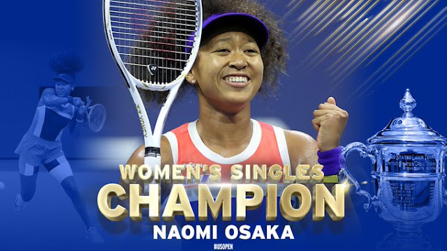 US Open Women's Final: Naomi Osaka won second US open and third grand slam title