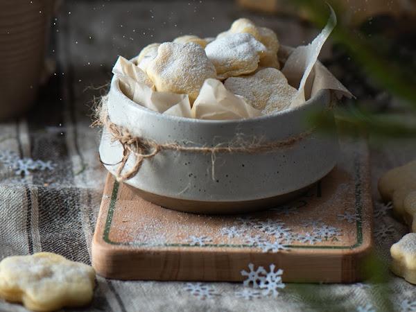 Рецепт простого творожного печенья