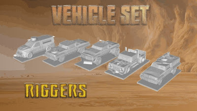 The Vehicle Sets (STL Files) picture 14