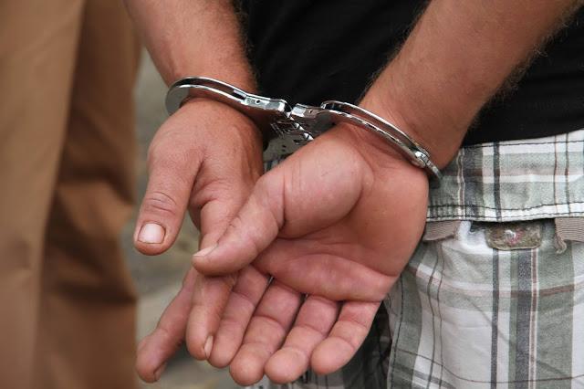 Homem quebra nariz de mulher vai preso, mas paga fiança de mais de R$ 1 mil e é liberado