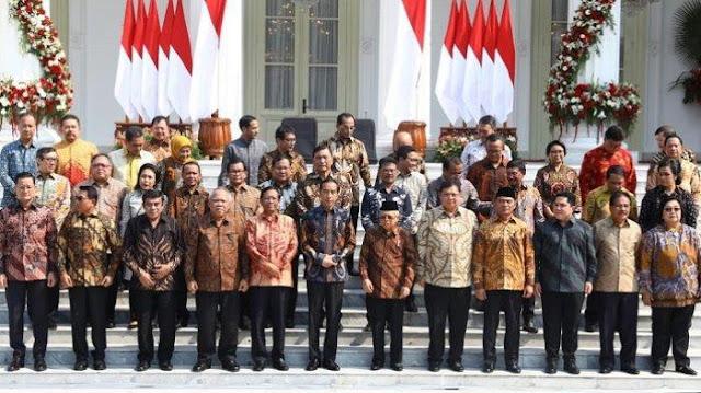 Jokowi Marah Ancam Reshuffle Menterinya, Said Didu: Marah pun Ikut Prosedur Covid-19?