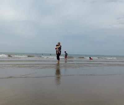 Pantai Pimping membakut cantik