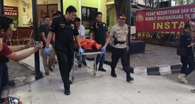 Bandar Narkoba di Kampung Ambon, Tewas Ditembak