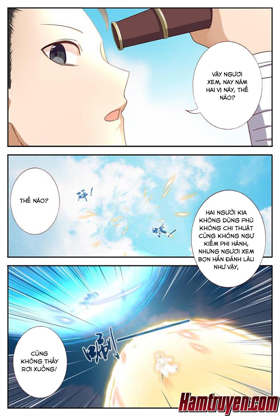 Võ Thần Không Gian Chap 59 - Trang 3
