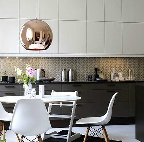 Construindo Minha Casa Clean Decora 231 227 O De Salas De Jantar
