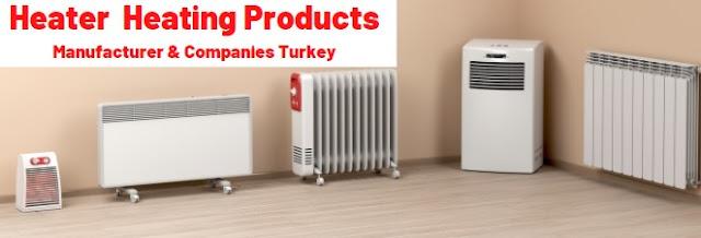 Heater Manufacturer Turkey