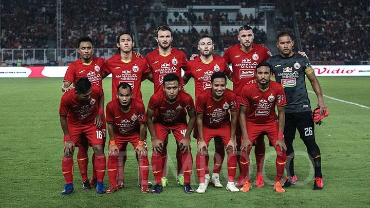 Jadwal Skuad Persija Jakarta 2020