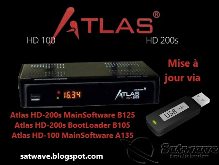 flash cristor atlas hd 100