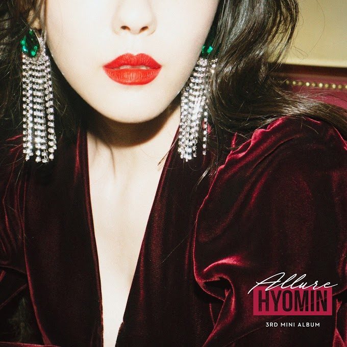 HYOMIN - Allure [iTunes Purchased M4A]