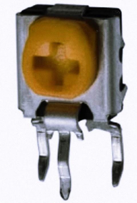 trimmer potensiometer