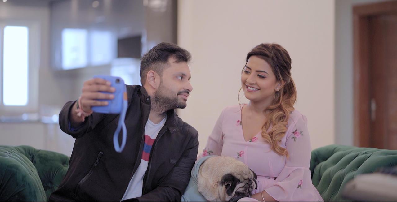 Multitalented-singer-Himani-Bairwa's-first-single-original-track-Jaane-De-Mujhe-has-released
