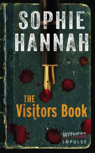 Book Showcase: The Visitor's Book by Sophie Hannah