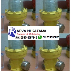 Jual Tower Lamp Explosion Proof Warom Fittings BBJ81 di Surabaya