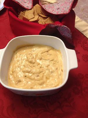 Bean & Cheese Dip