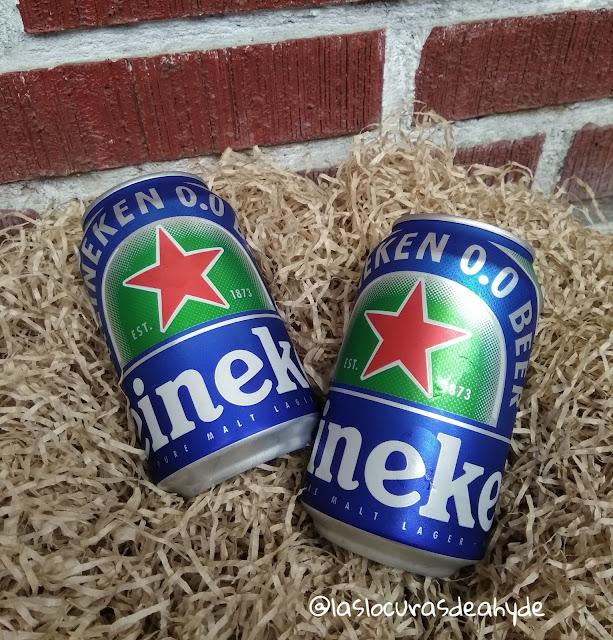 Cerveza 0,0 Heineken