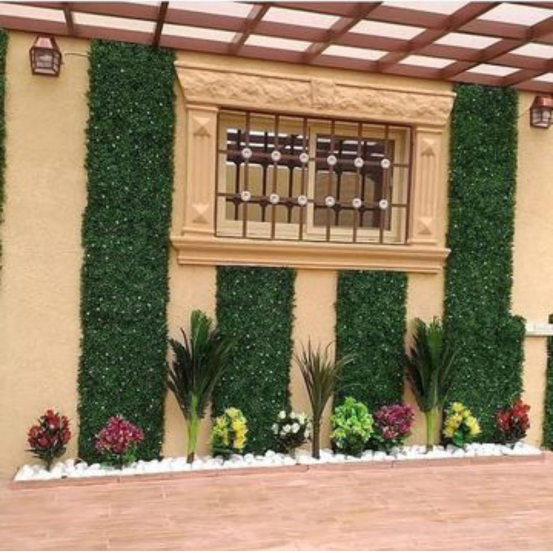شركة تنسيق حدائق القصيم تنسيق حدائق سطح المنزل بالقصيم
