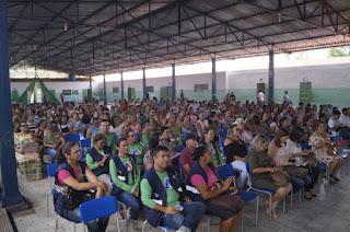 Audiência Pública 'lixão zero' realizada em Picuí