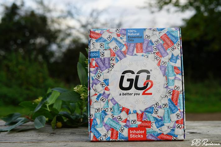 Go2 Natural Essential Oils Inhaler Sticks