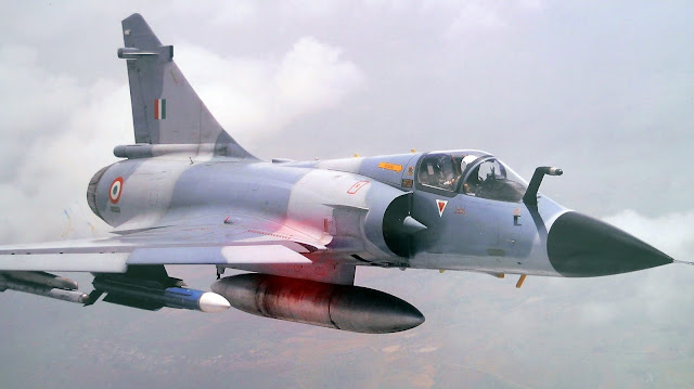 Mirage-2000H - Indian Air Force - IAF - 002