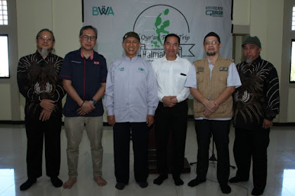 BWA Salurkan Satu Juta Mushaf Al Qur'an Untuk Pelosok Indonesia