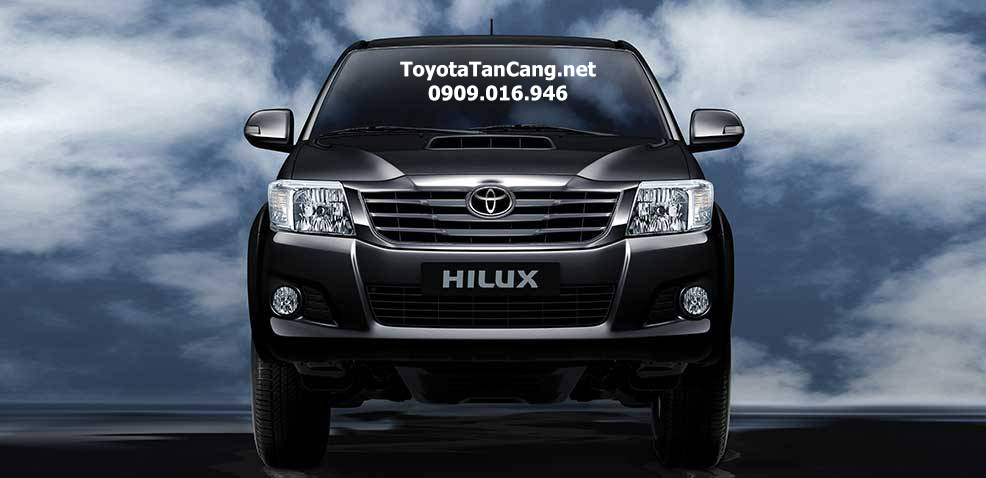 toyota hilux 2015 toyota tan cang 1 - Đánh giá Toyota Hilux 2015: Thách thức mọi chiếc xe bán tải - Muaxegiatot.vn