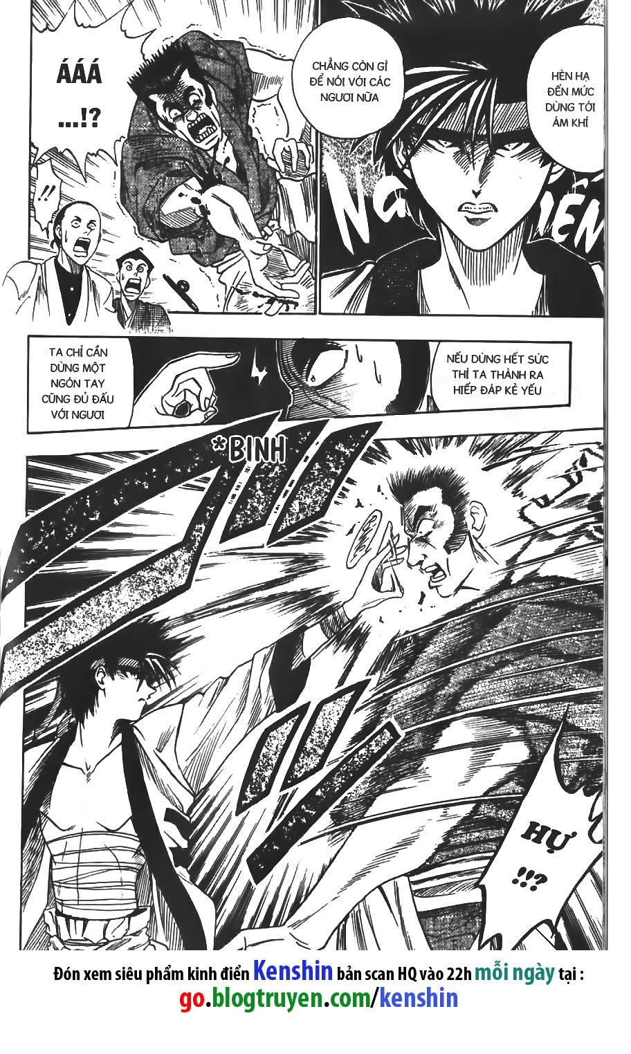 Rurouni Kenshin chap 5 trang 13