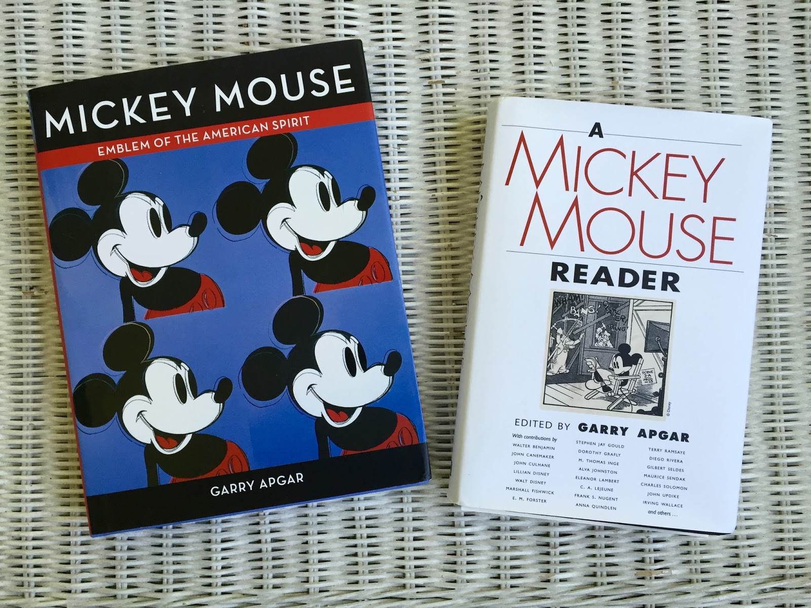 Laurencejarvikonline Garry Apgars Mickey Mouse Is A Symbol For Our