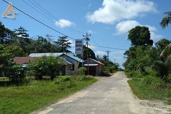 Jalan Simpang ke Kiri Amazing Kelam