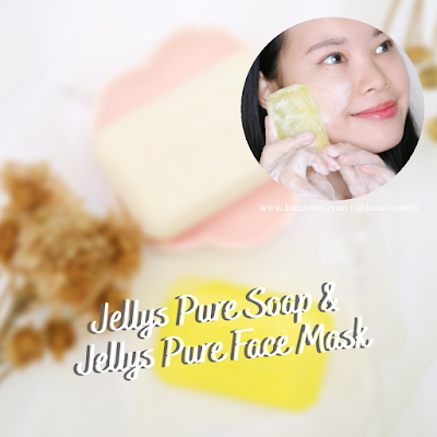 Jellys Pure Soap &  Jellys Pure Face Mask Review