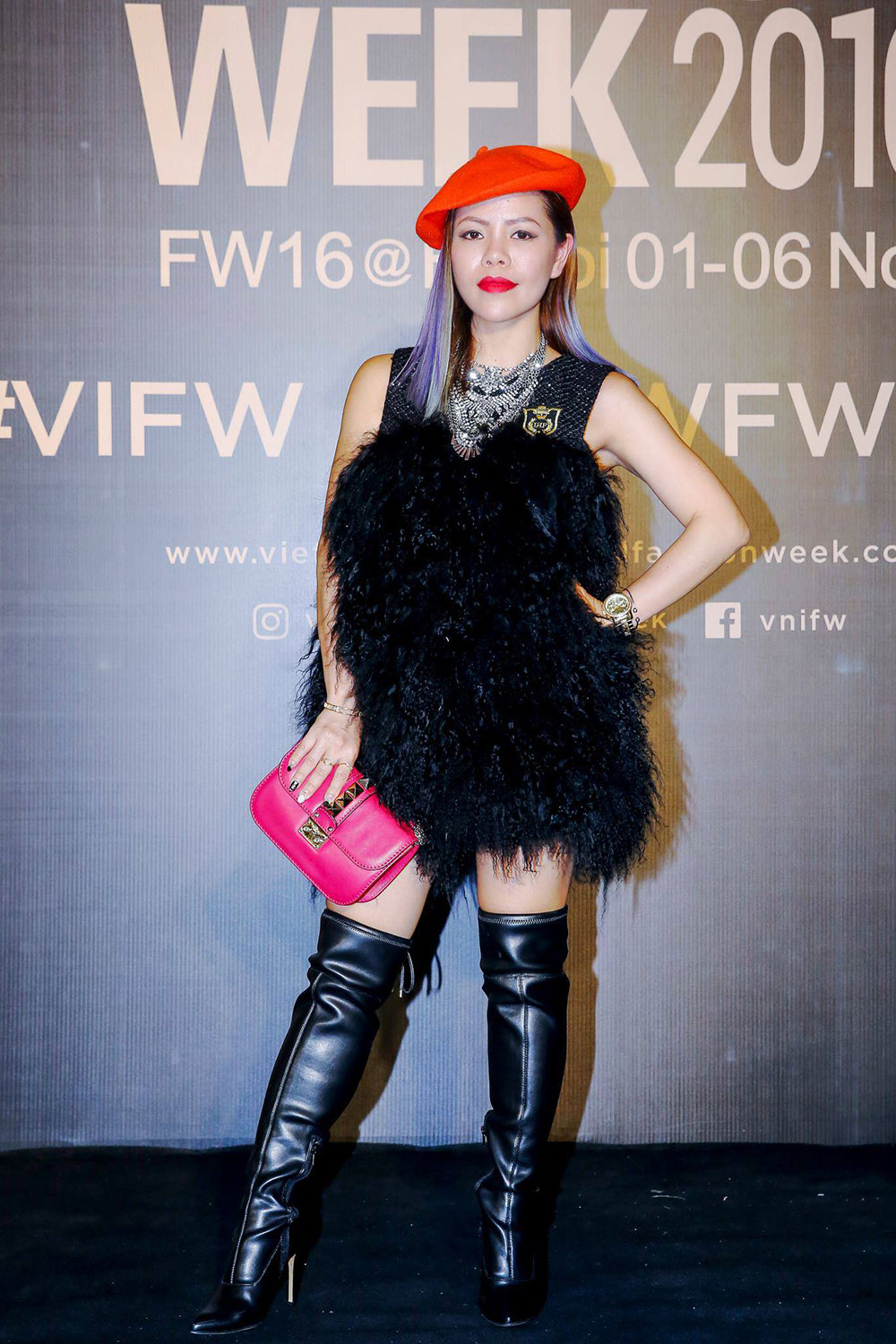 Vietnam International Fashion Week 2016- Crystal Phuong in iHeartFashion-day 6
