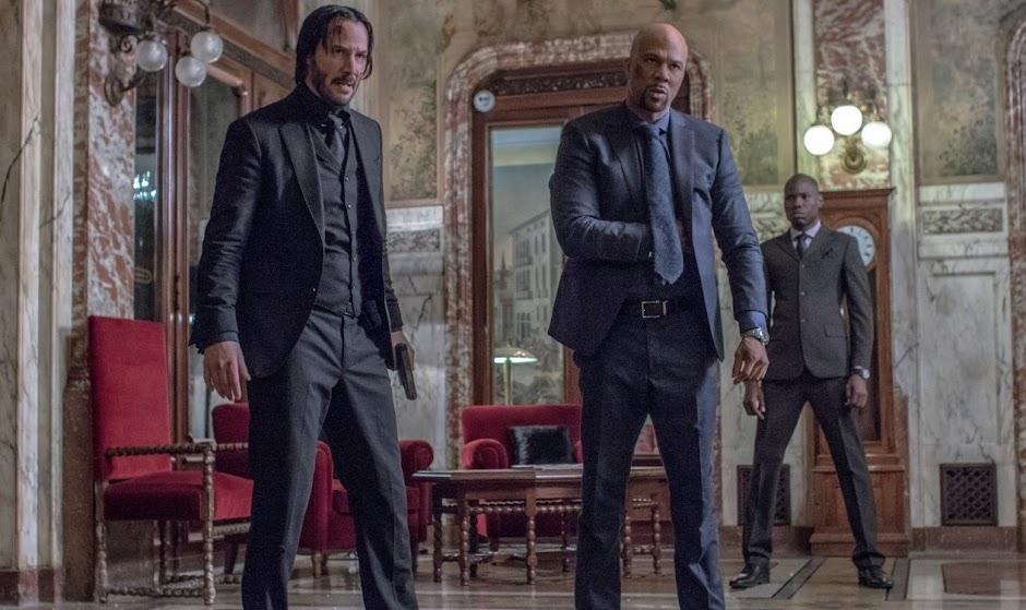 John Wick 2 | Clipe inédito e vídeo de treinamento da sequêcia de ação com Keanu Reeves