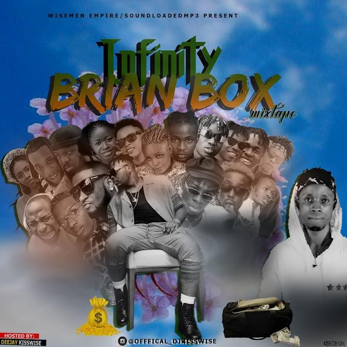 Mixtape:Dj Kisswise-Infinity Brain Box Mix