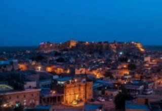 Jaisalmer fort full history in English