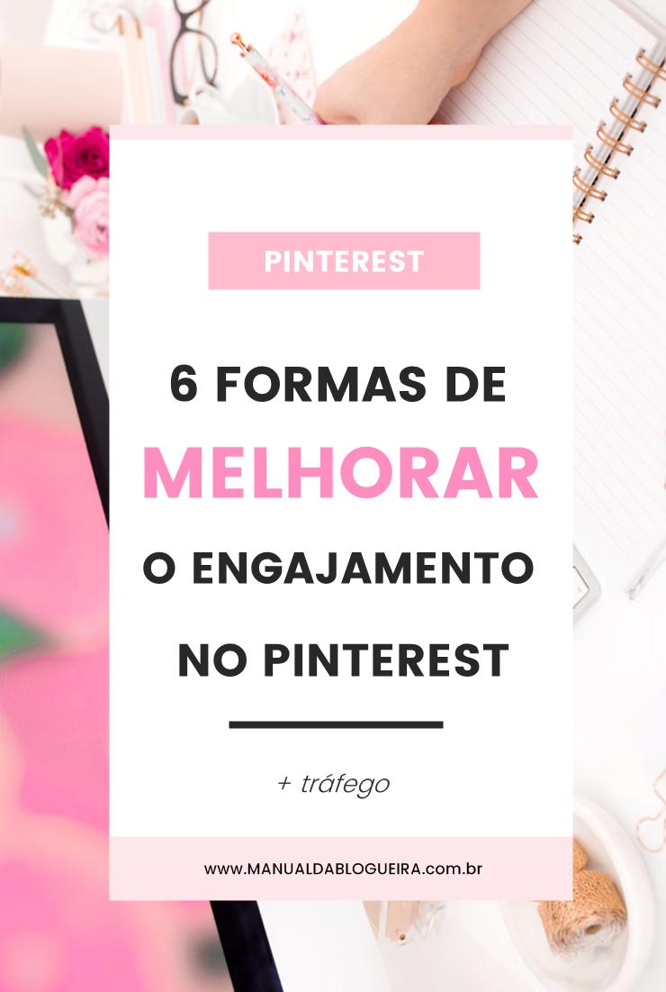 melhorar o engajamento no Pinterest