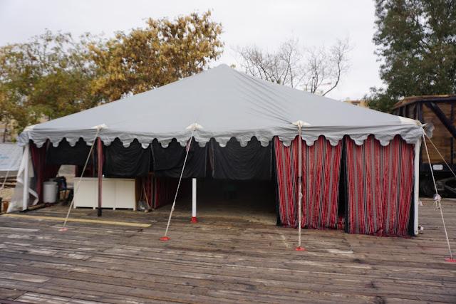 אוהל פעילות