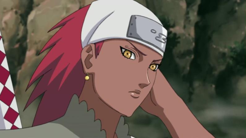 (カルイ, Karui) | Fans Anime Naruto Shippuden Indonesia