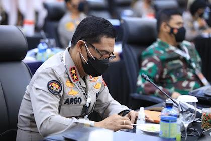 Cegah Covid-19, TNI-Polri Dirikan 13.175 Posko Terpadu di 17.680 Kelurahan