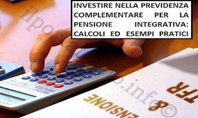 conviene investire in un fondo pensione