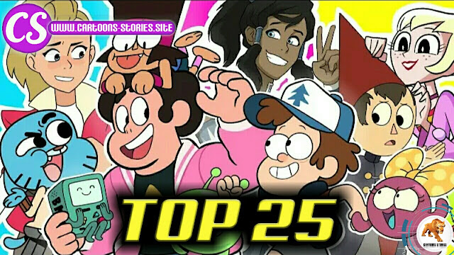 The best 25 cartoon series for adults I recommend watching
