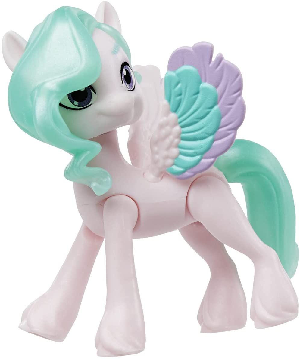 My Little Pony: A New Generation Movie Royal Gala Collection Toy for Kids - 9 Pony Figures, 13 Accessories, Poster (Amazon Exclusive)