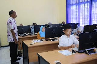 Universitas Jember Layani 22.640 Peserta UTBK-SBMPTN 2019,  Kini Buka Jalur Mandiri