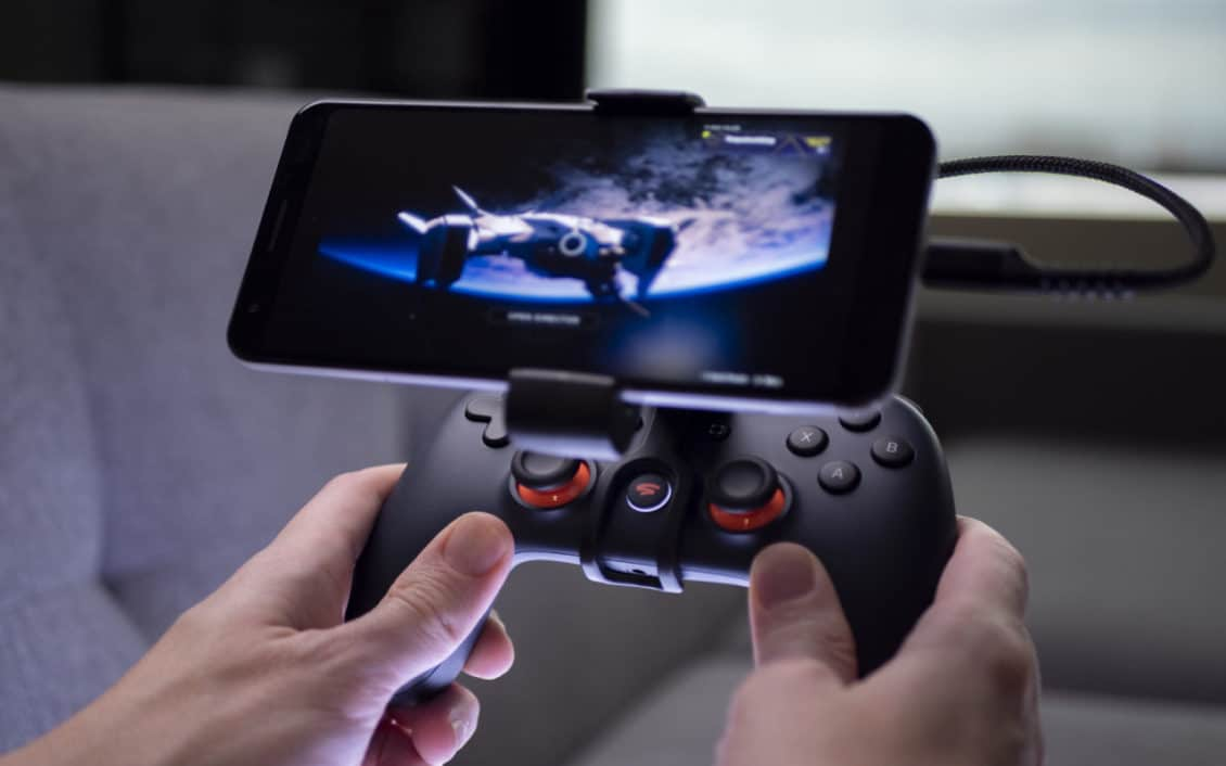 Google supports Stadia game streaming on almost all Android phones