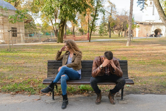 Stress can affect your relationship