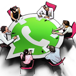 grupo de amigos whatsapp