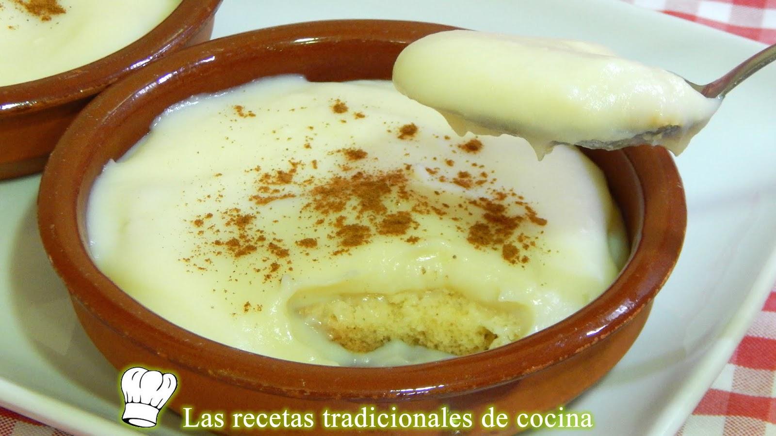 Postre Tradicional Valenciano Delicioso Y Con Una Receta Fácil, Económica Y De Aprovechamiento