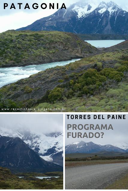 Torres del Paine, Patagonia bate e volta de El calafate