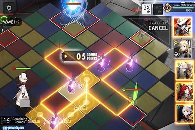 Alchemy Stars - Gameplay